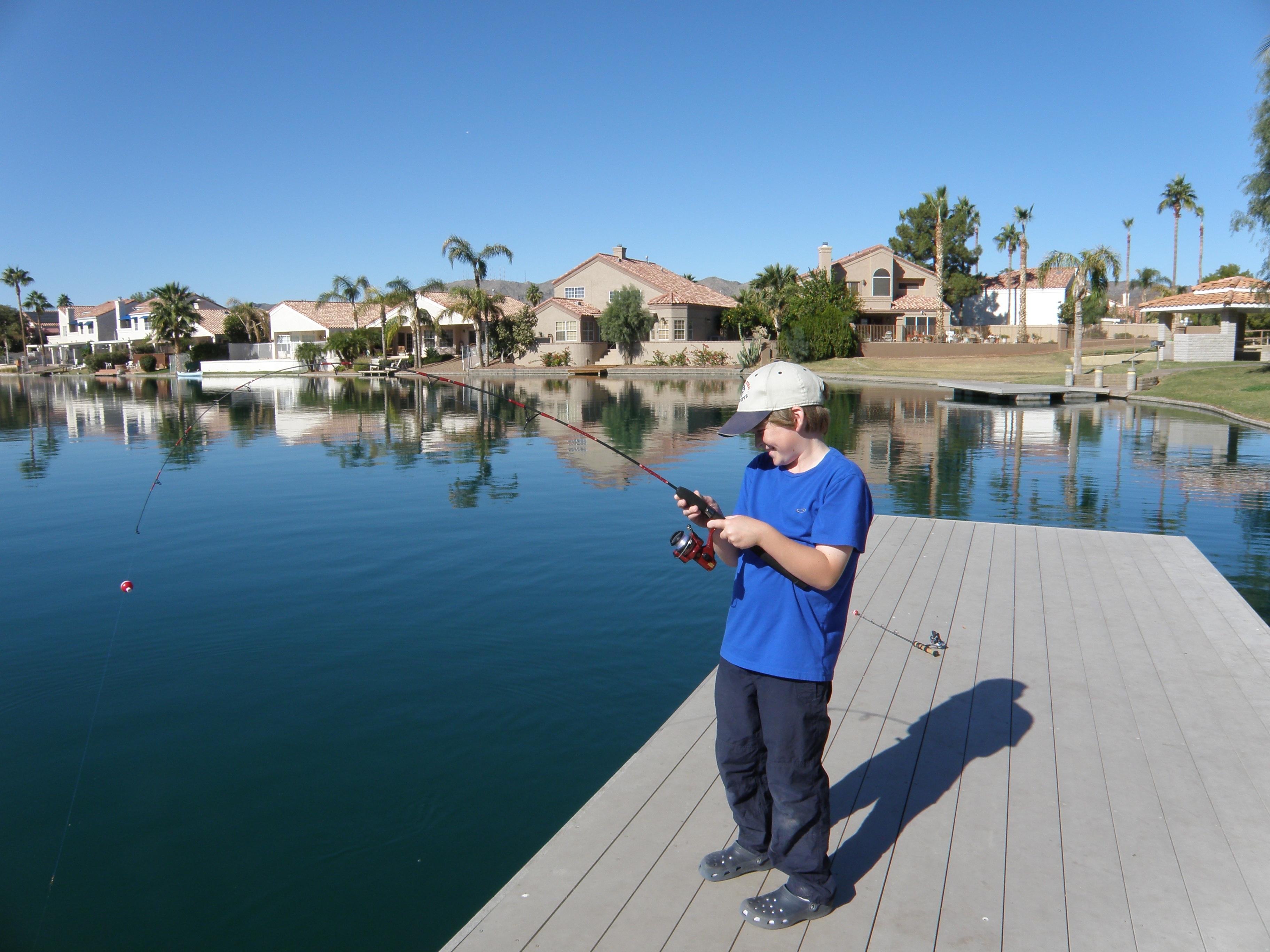 Fishing with scott in phoenix arvid 39 s fishing report for Fishing in phoenix arizona