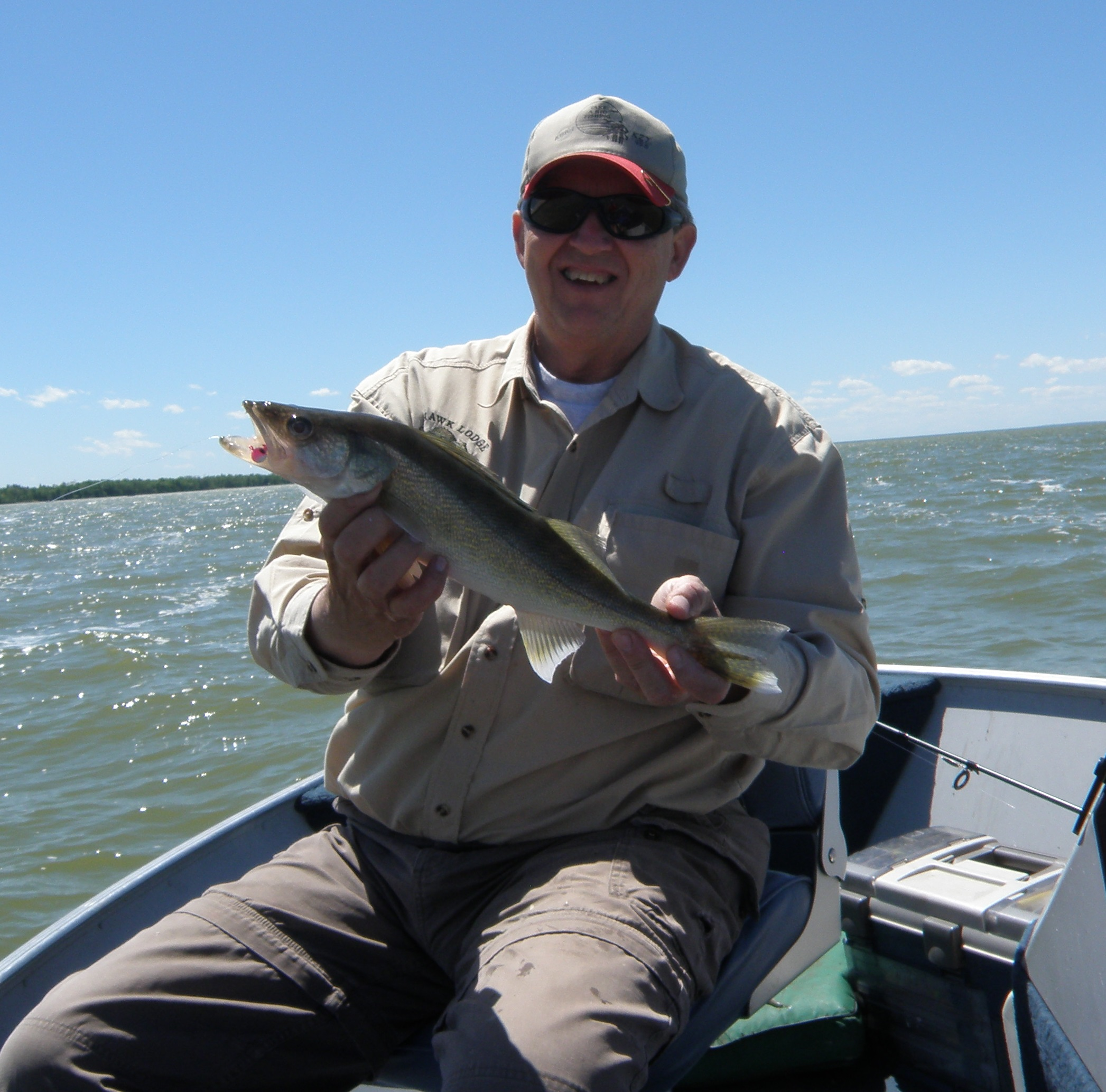 Red Lake Arvid 39 S Fishing Report