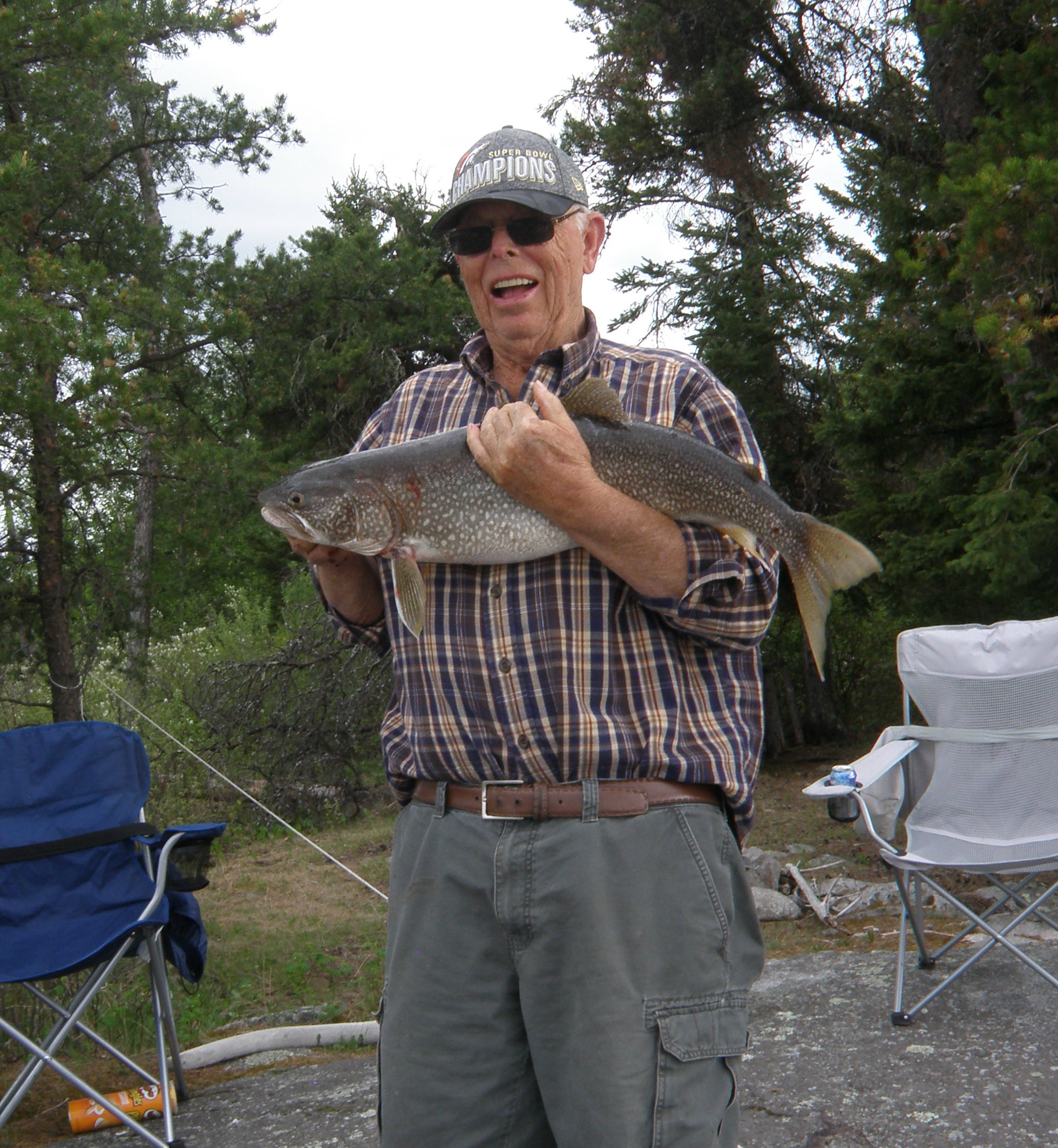 Trout fishing arvid 39 s fishing report for Bills fishing report